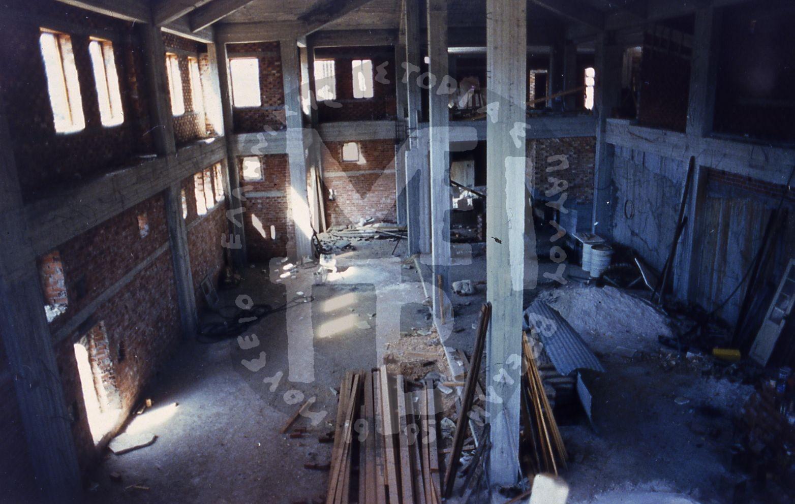 Εσωτερικός Χώρος Κτιρίου Μουσείου 1