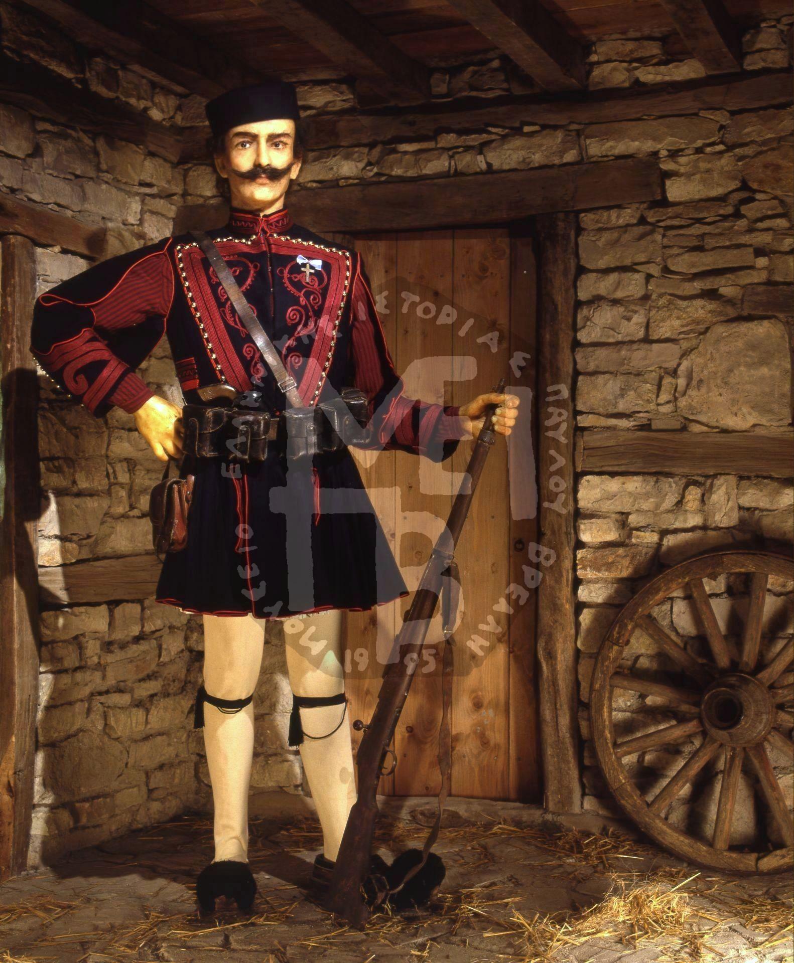 Μακεδονικός Αγώνας – Παύλος Μελάς